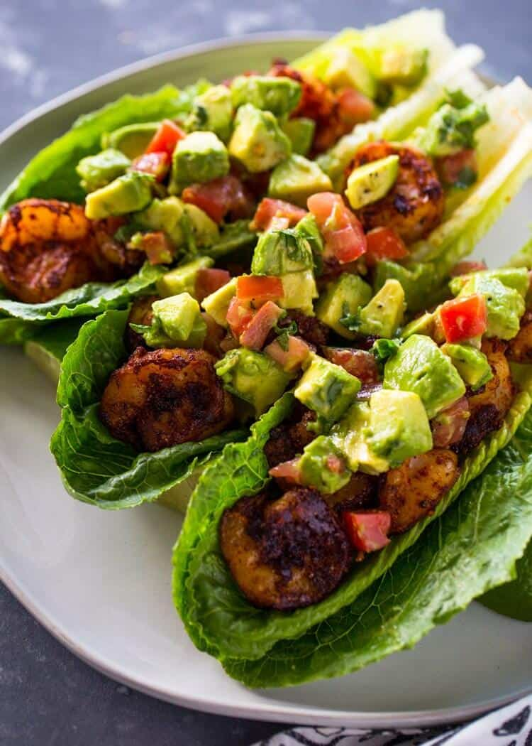 21 Lettuce Wrap Recipes for Yummy Low Carb Meals