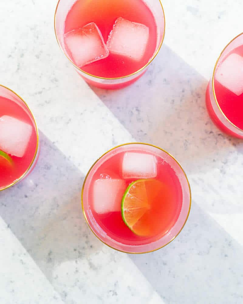 20 Watermelon Recipes that look so Refreshing
