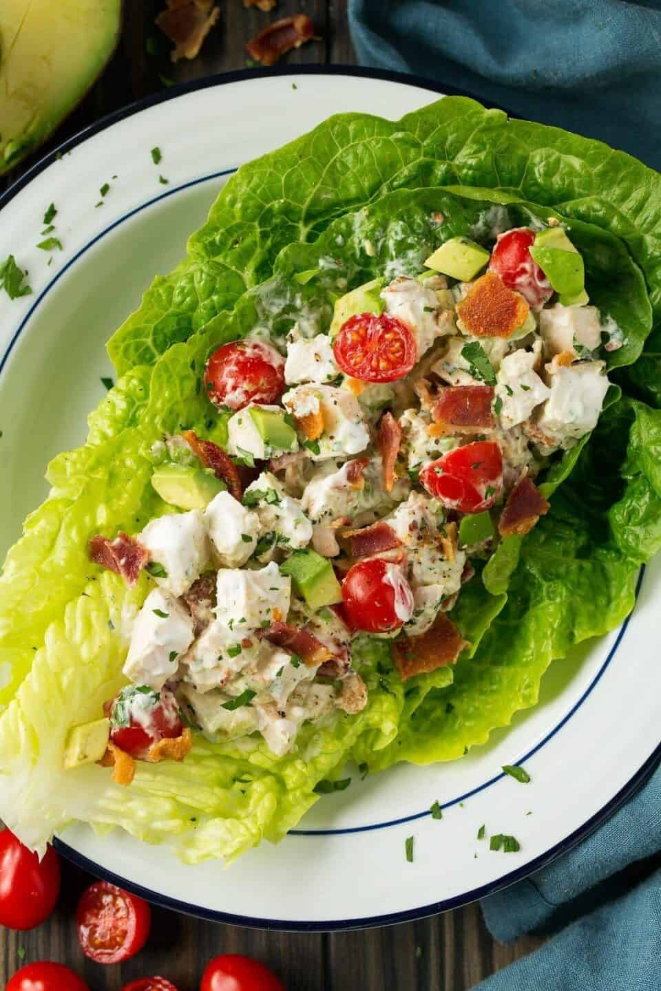 21 Lettuce Wraps for Yummy Low Carb Meals