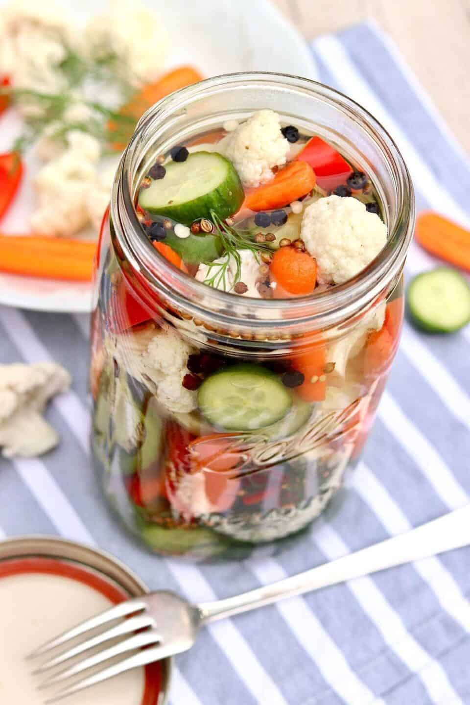 Pickling Recipes to Try This Summer