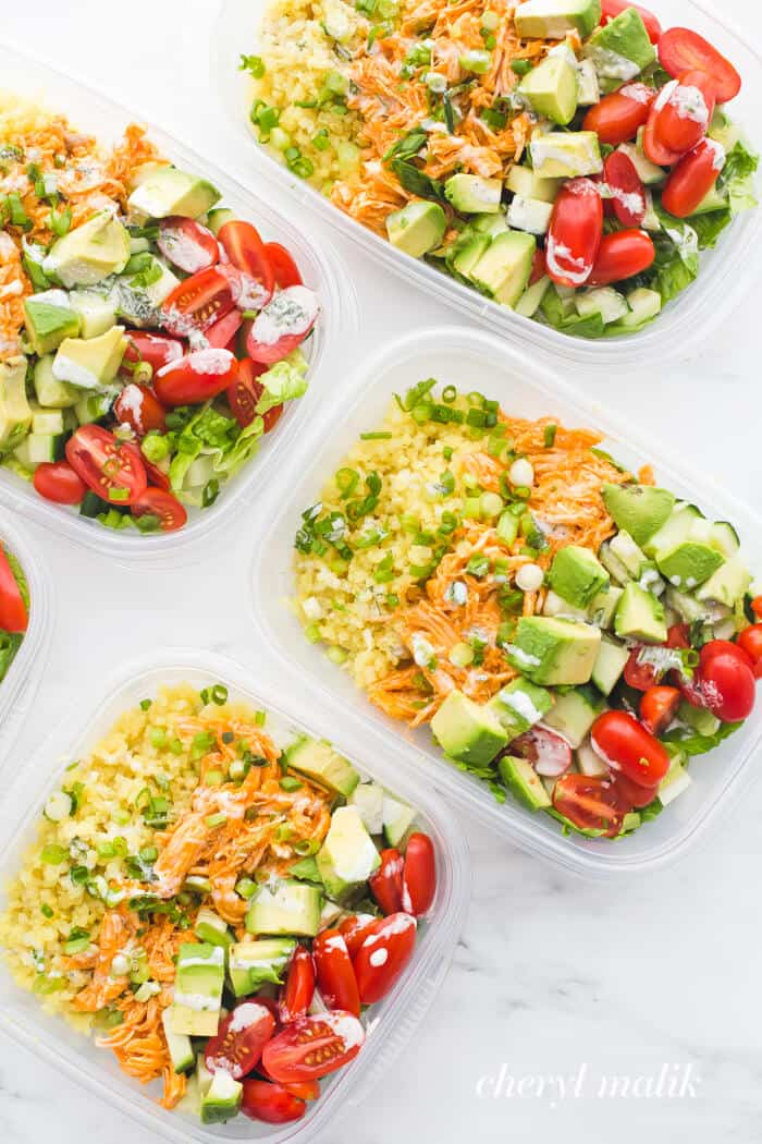 31 Gluten Free Meal Prep Recipes to Make
