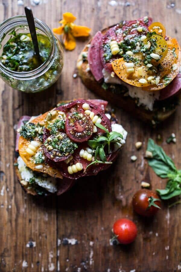25 Bruschetta Recipes to Snack on All Day