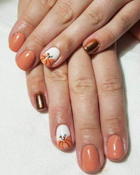 Halloween Nails, Ideas and Inspo For Spooky Season