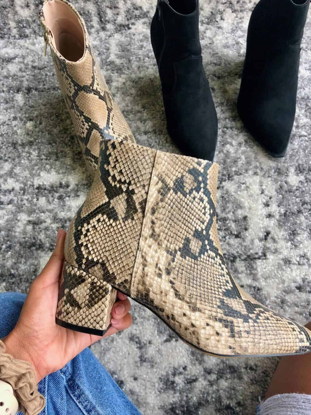 The Best Fall Boots 2020 Edition