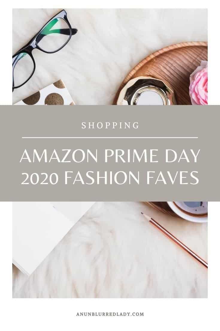 Amazon Prime Day 2020 Fashion