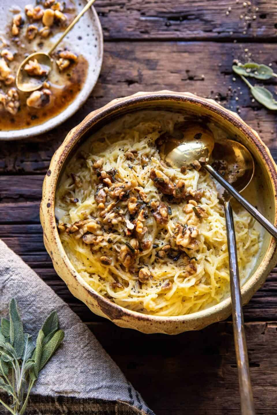 32 Spaghetti Squash Recipes for Low Carb Meals