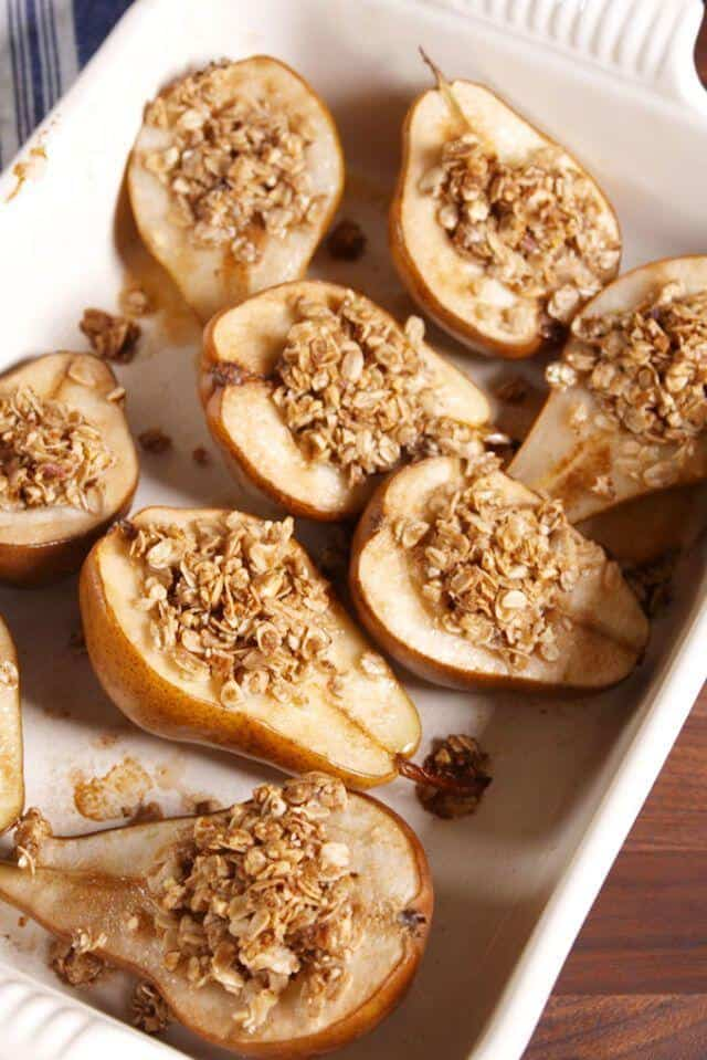 23 Pear Recipes to Replace Apples With