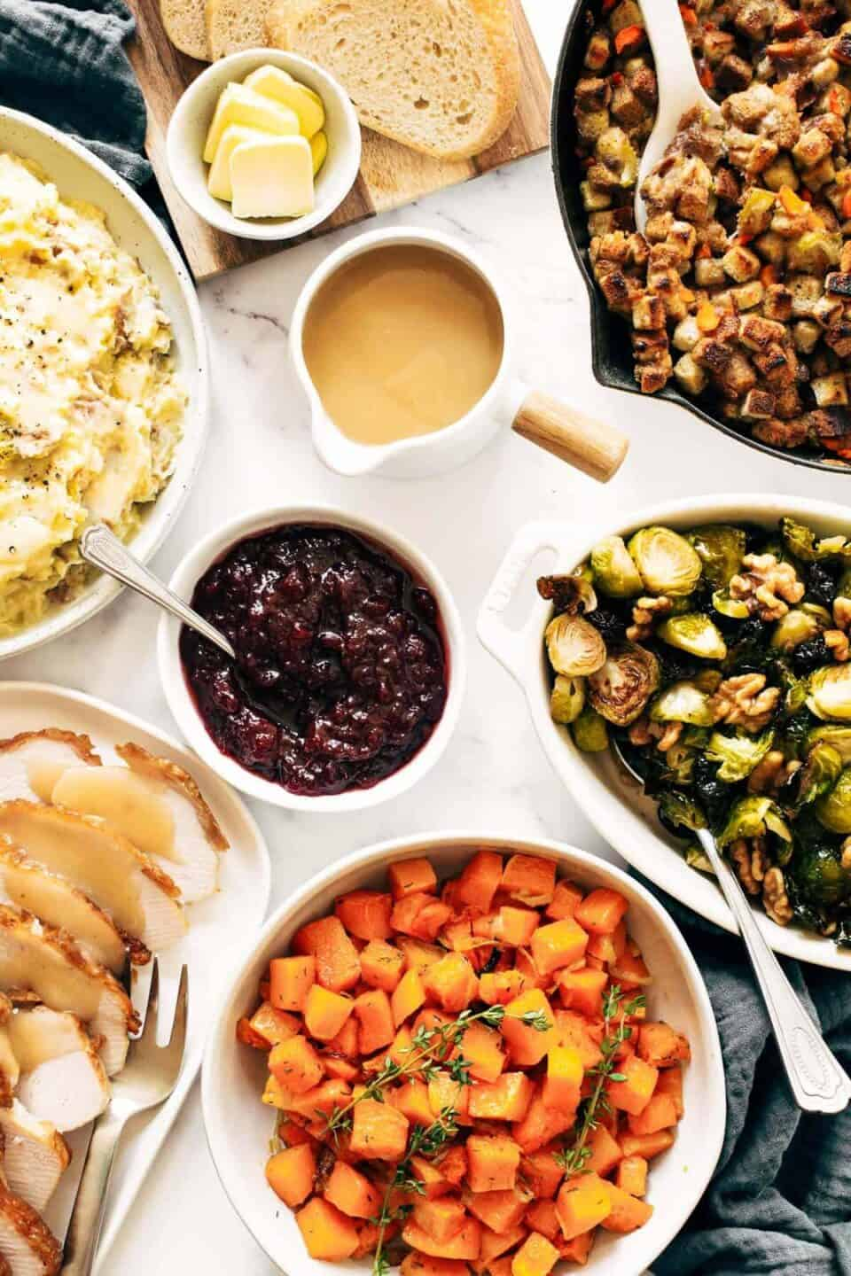 40 Thanksgiving Dinner for Two Recipes
