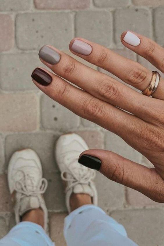 Fall Nail Ideas that are Perfect for Thanksgiving