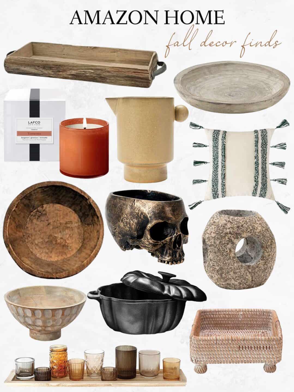 Amazon Home Decor Ideas for the Fall